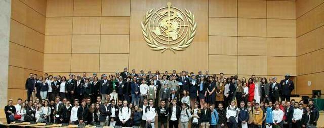 日內瓦聯合國國際和平軍國際日慶祝活動圓滿成功