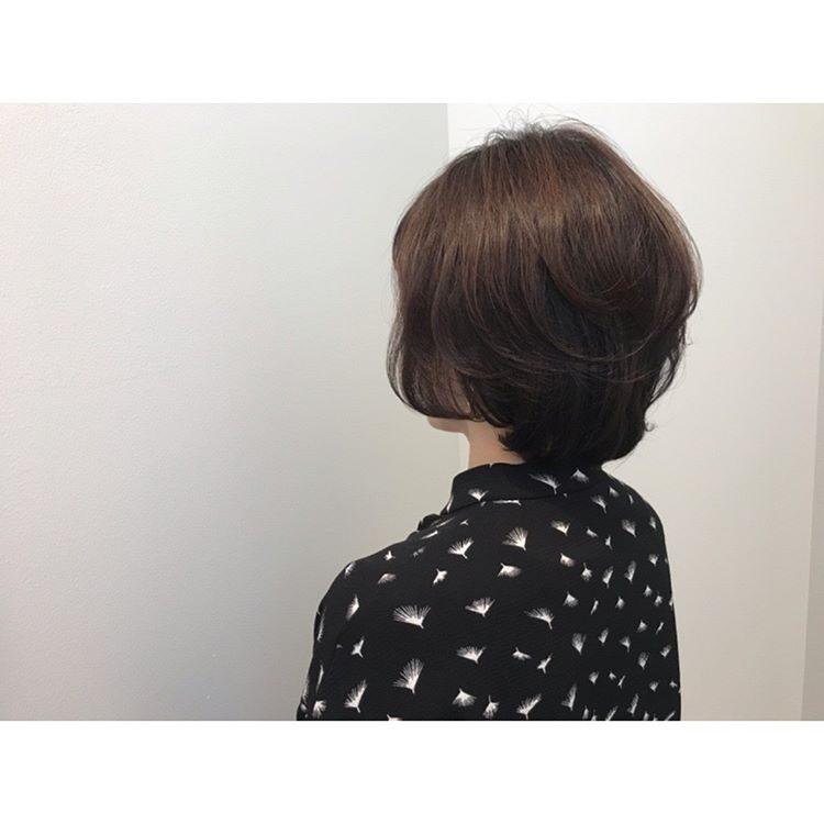 极简短发,中年后就做这样的发型