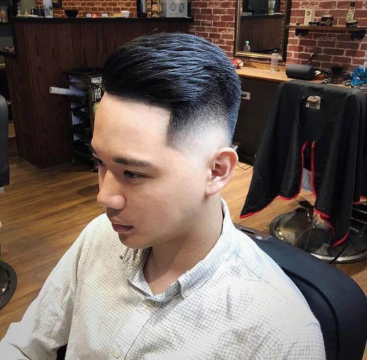 精选2019男生流行短发,今年男生都在剪这样的发型