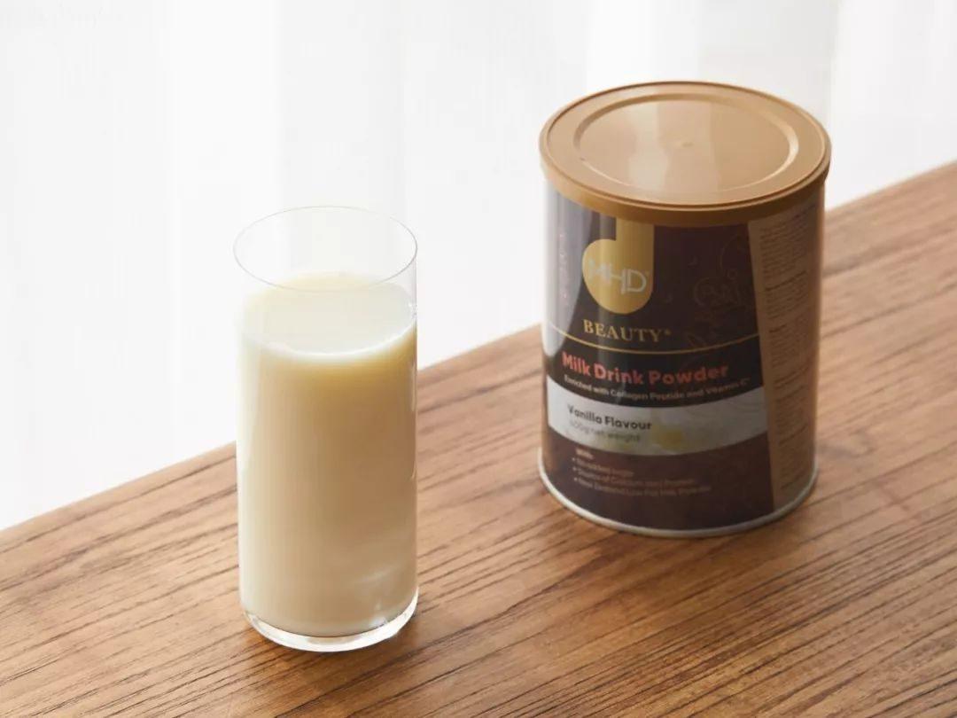 新西兰奶粉爆红美容圈?低脂、好