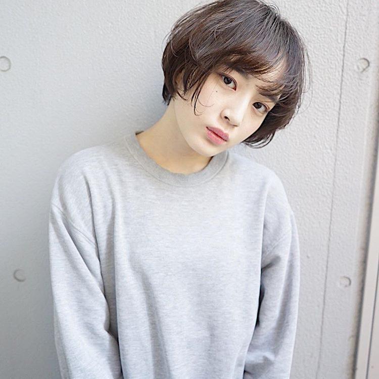 10款2019年受欢迎的短发,换个发型马上变年轻
