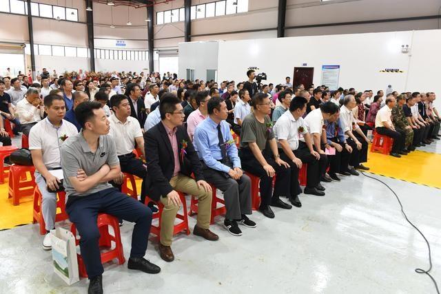 江西定南:走产业集群战略 打造全国新材料研发生产高地