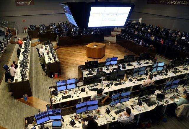 巴西股市收低;截至收盘巴西IBOVESPA股指下跌0.36%