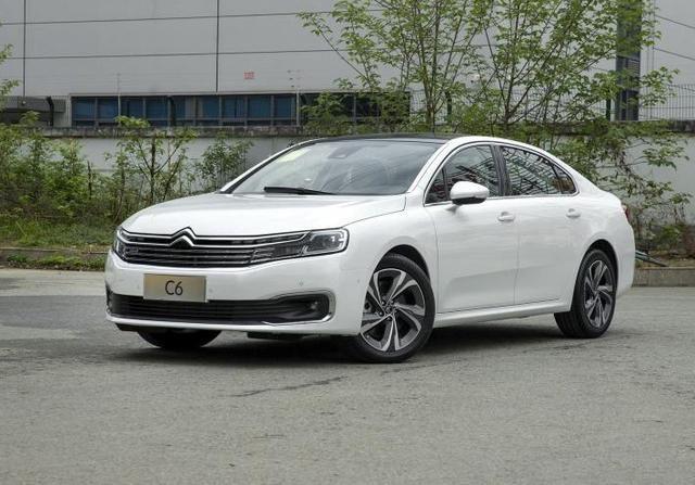 动力升级,东风雪铁龙C6发布4款400THP新车型,售价22.09万起