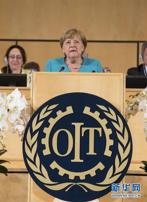 多國政要出席國際勞工大會