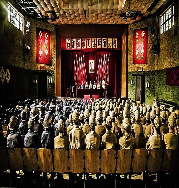 陕西省重大文化精品项目 电视剧《共和国血脉》今晚央视开播
