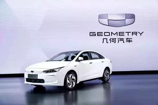 吉利新能源品牌首款全球战略车型,上市一个多月订单量破1.2万辆