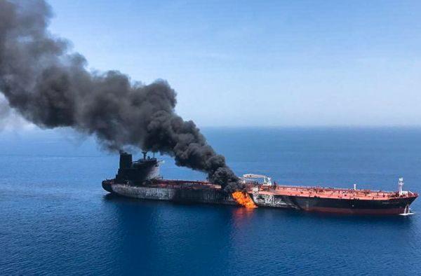 外媒:美伊就油輪遇襲各執一詞 國際原油價格暴漲
