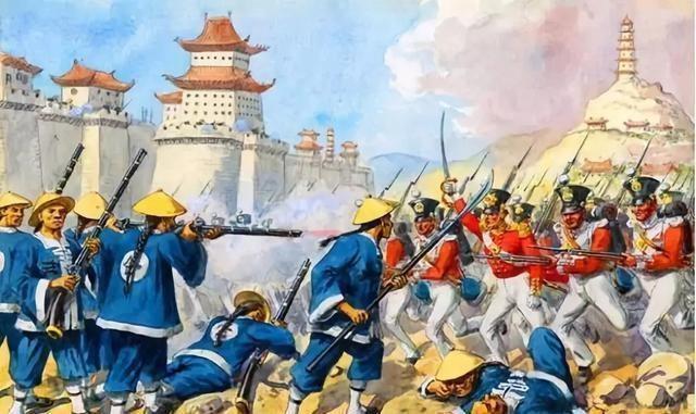 如果歷史重來,第一次鴉片戰爭,中國有打贏的希望嗎?