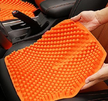 """汽車座套不興了,今流行""""3D空氣坐墊"""",自駕長途安全舒適"""