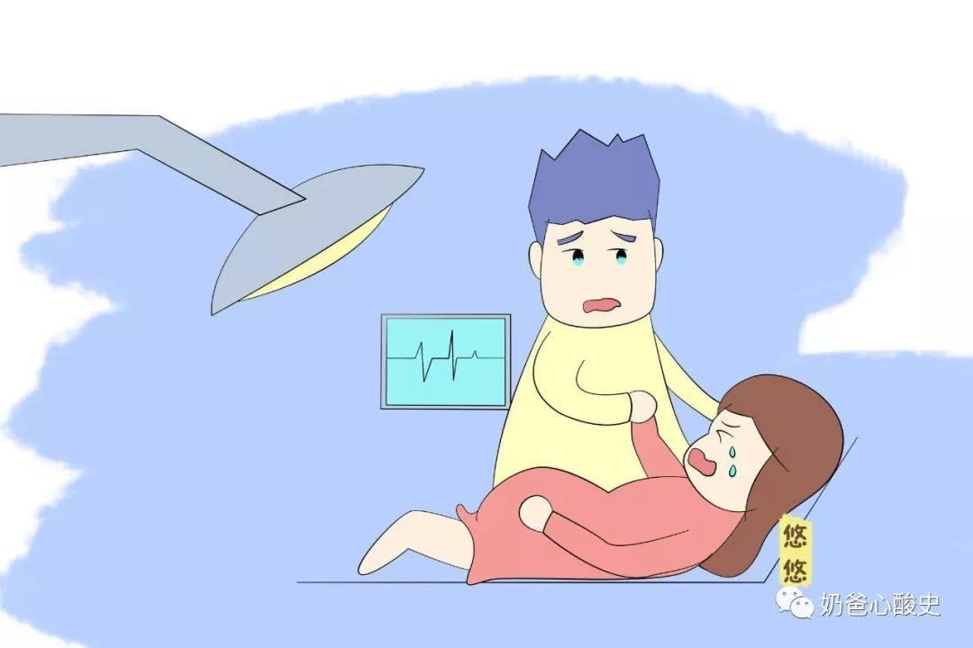 孕婦出現這5個分娩前兆,暗示小寶寶要出生了