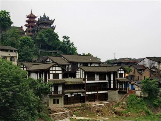 旅游推薦:重慶的獨特地標,底蘊極深的千年古鎮,這里值得一去!