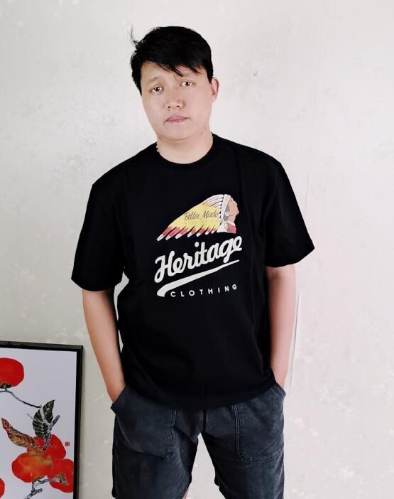 選對男士短袖T恤,清涼時尚一夏天