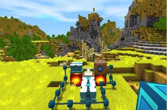 迷你世界:如何在游戲中打造出一所城市?選對好友特別重要!