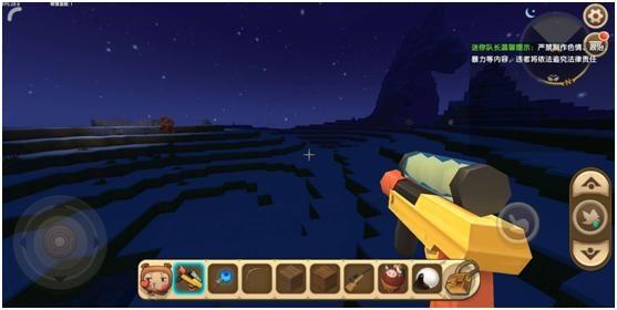 迷你世界:游戲中三種最好玩的道具,在生存模式里都得不到?