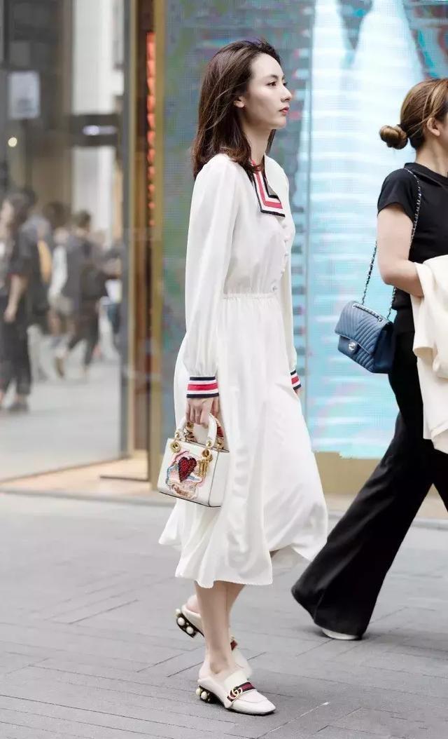時尚高跟鞋,穿出簡單時尚的優雅