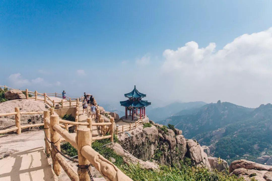 山東這三座名山,風景宜人,家人旅游的好去處!