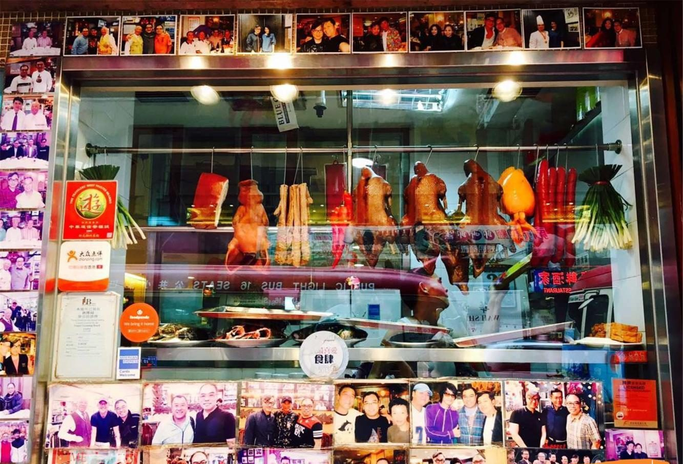 香港街頭美食,消費與廣州相差無幾