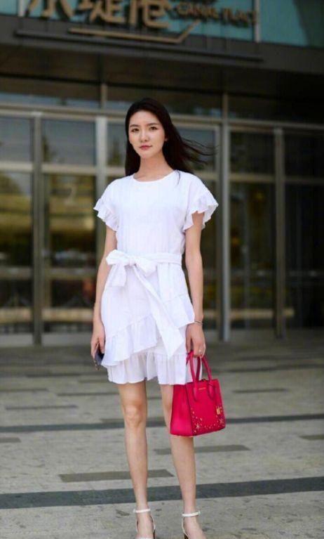 街拍:時尚美女,一起欣賞一起變潮