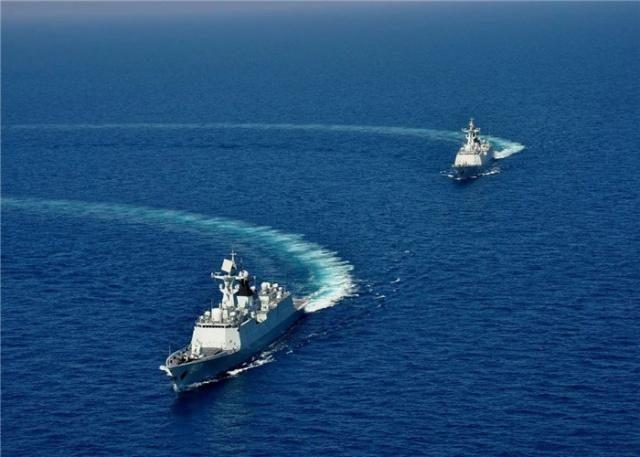 中國海軍實力多強?光軍艦就300艘,超過美軍成世界最大海軍