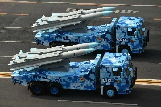 鷹擊12亮真功夫,宙斯盾防空網成擺設!美海軍承認:我們做不到