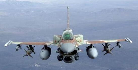 以色列空襲鄰國遭報應,領空再現導彈大戰,以民眾早已司空見慣!