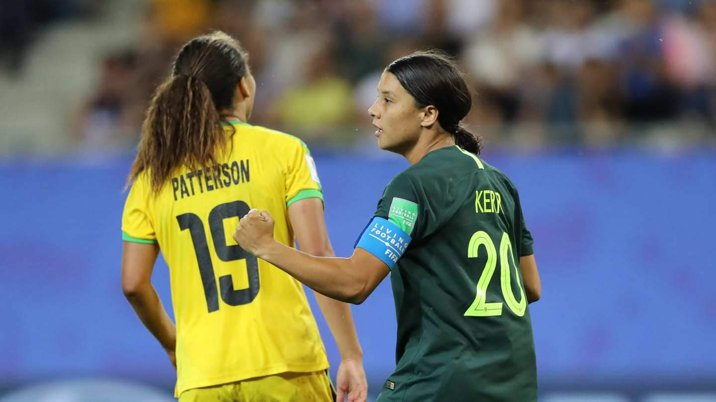 神了!亞洲勁旅以進球優勢逃出生天,讓女足世界杯兩熱門提前PK