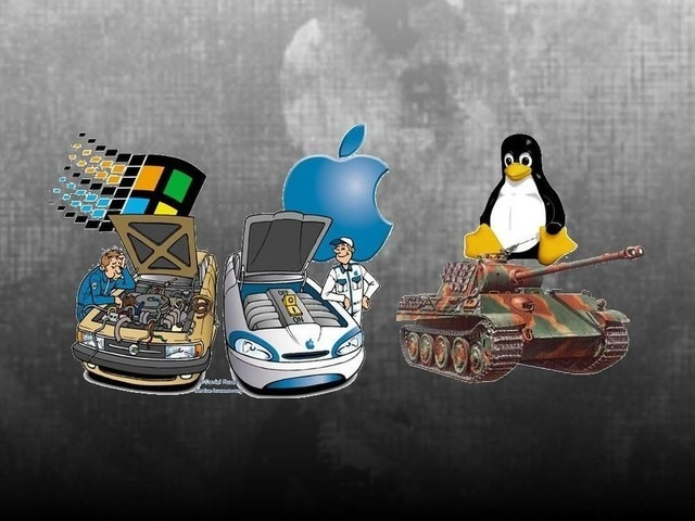 國產系統和Windows到底差在哪兒?一文看懂