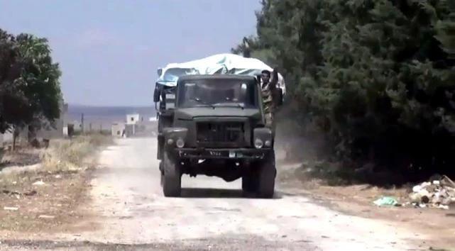 大战即将展开,叙利亚精锐力量部署到位,已打死不少恐怖分子