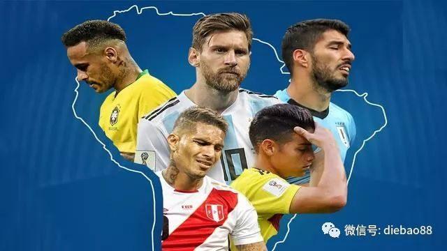 梅西沒有退路,亞洲冠軍將成為攔路虎,美洲杯真的不容易