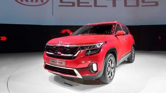 起亚发布全新车型Seltos 定位运动时尚