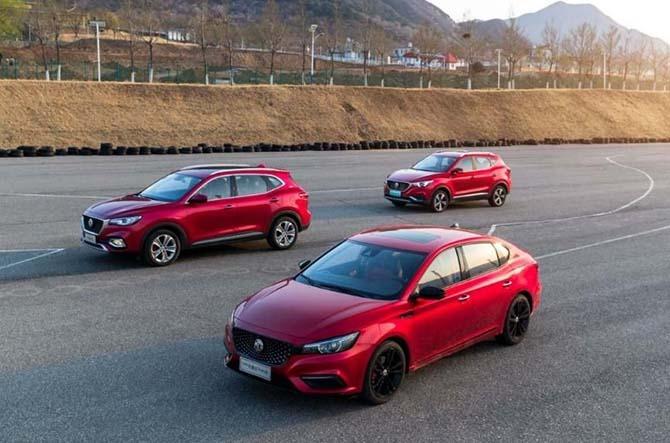 名爵这款车型五月销量竟环比增长594%!