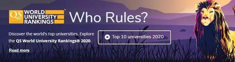 2020QS世界大学排名出炉!清华力压耶鲁哥大,MIT蝉联8年第一