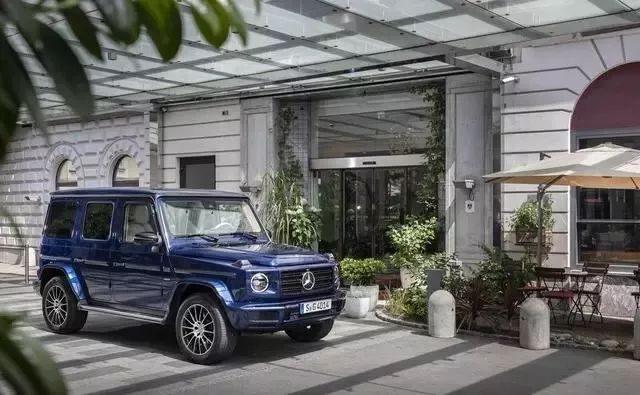 """""""比时间更强""""——奔驰G级40周年特别版车型发布"""