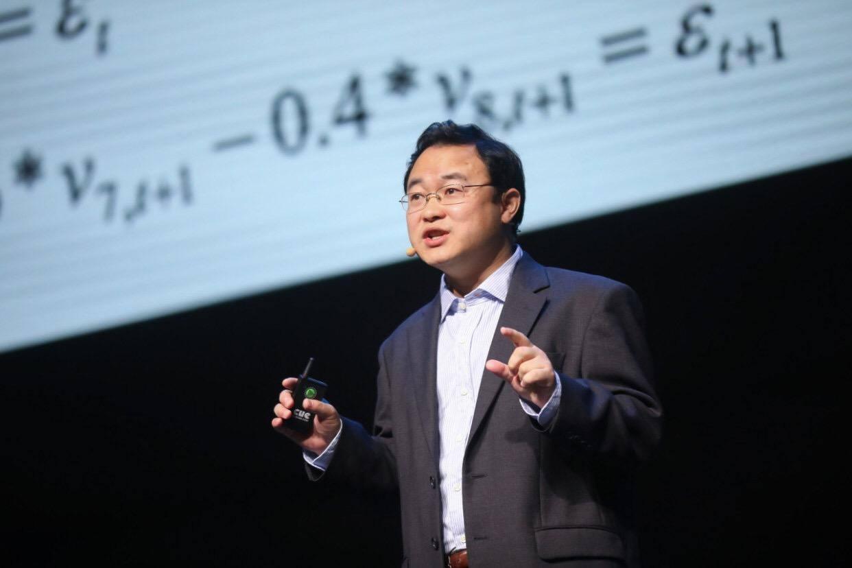 阿里云首席科学家闵万里辞职,中科大少年班出身,将创立风投基金丨钛快讯