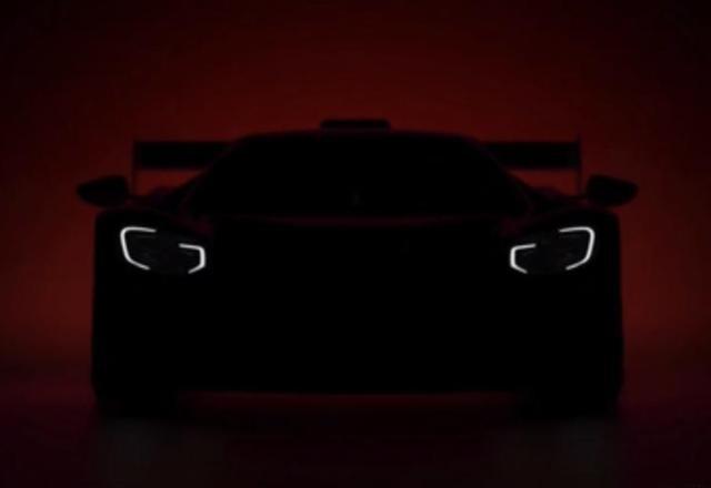 「e汽车」古德伍德亮相 福特GT特别版车型预告