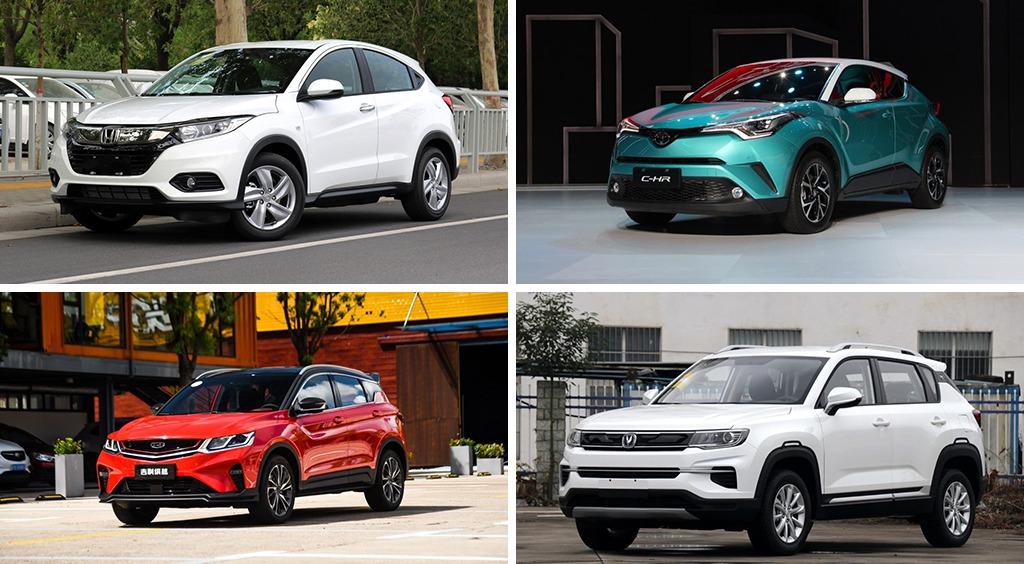 要什么大空间,年轻人都追求小而精致车型,四款小型SUV推荐