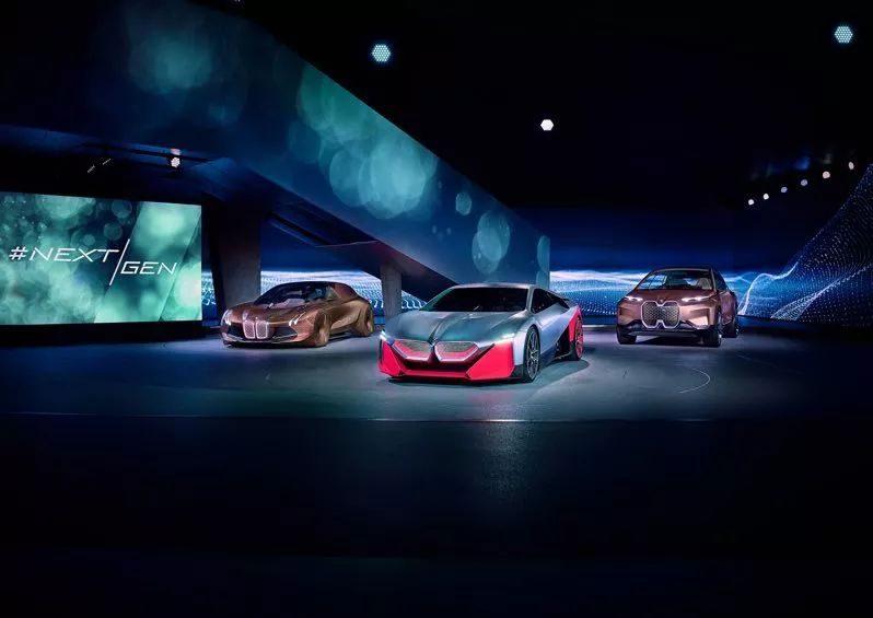 提前两年完成25款新能源车型产品布局:宝马永远快人一步