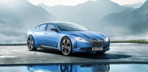 竞争Model 3 宝马i4车型信息曝光