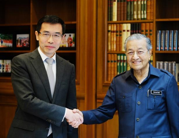 商汤科技创始人汤晓鸥成为马来西亚国家主权基金第一位外籍董事