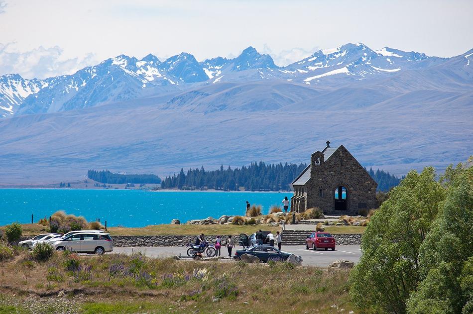 新西兰7月1日起征收外国游客税,每人约160元人民币,中国是第二大游客来源国