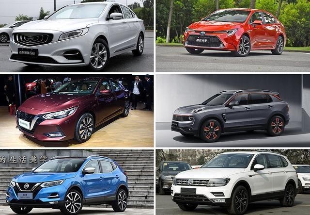 六款值得购买的国六车型大解析,你想知道的优缺点都在这了