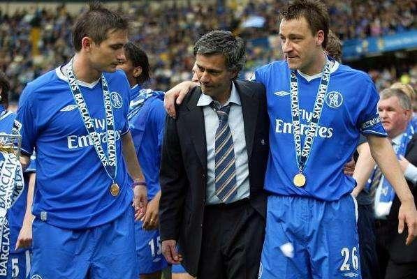15年前今天,穆里尼奥执教切尔西:我是欧
