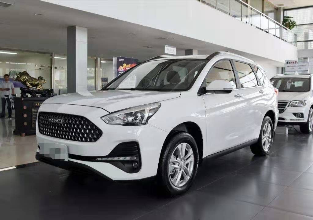 提供国五和国六两种排放标准车型,2019款哈弗M6上市,售6.60万起