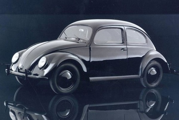 向经典挥手 大众甲壳虫车型正式停产 问世至今70余年
