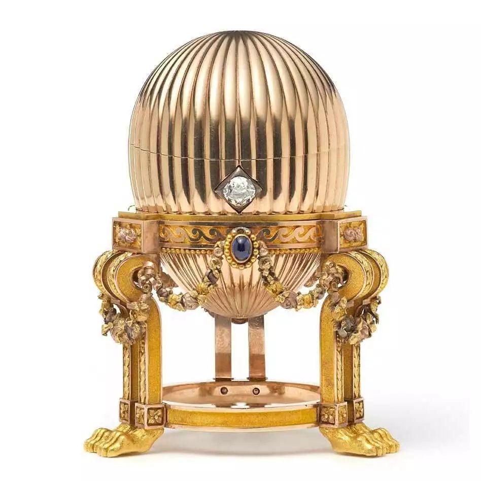 电影彩蛋我知道,价值2个亿的法贝热彩蛋是什么蛋?