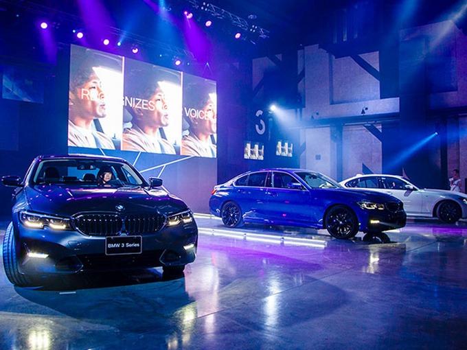 或将10月上市!宝马3系新款车型开启预售,尺寸还比超奔驰C级大