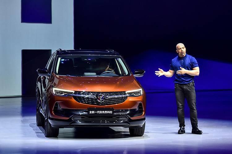 全新一代别克 昂科拉家族双车上市,八款车型12.59万元起售