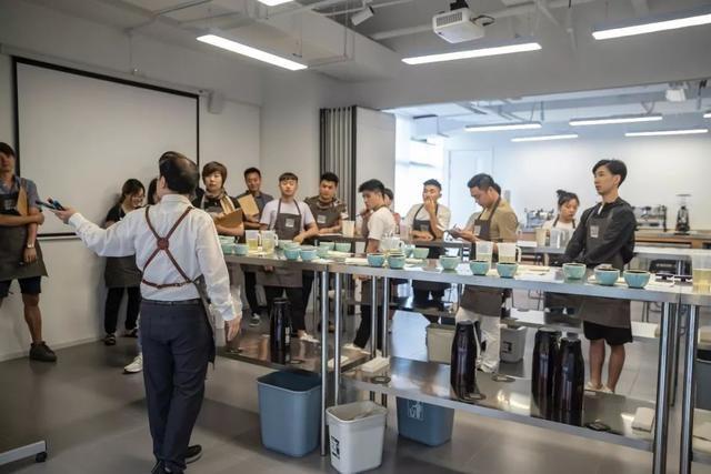 咖啡培训,咖啡品控,咖啡学院