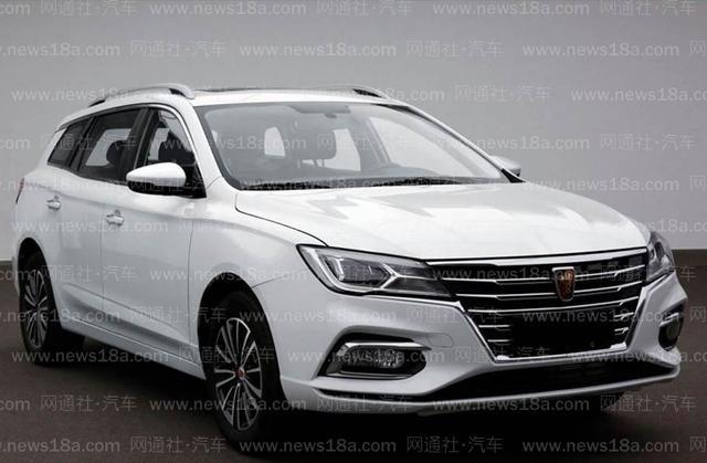 """或命名为""""i5 Cross""""荣威将推Ei5燃油版车型"""